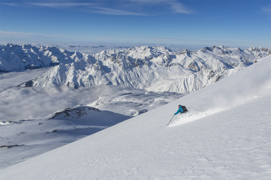 Alpe d'Huez Opening This Weekend, 3 Weeks Early