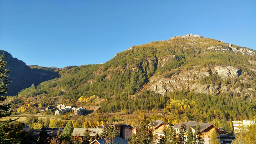 Autumn 2018 Serre Chevalier