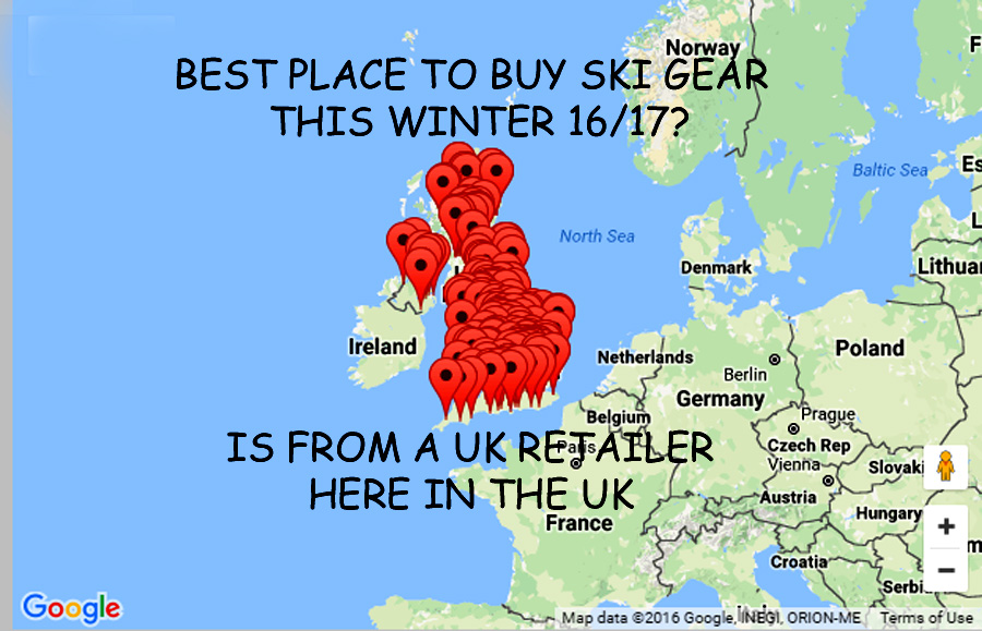 Where Are The Best Ski Gear Deals? Right Here in the UK.