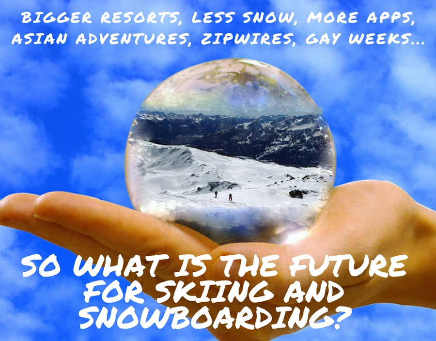 the future for skiing and snowboarding