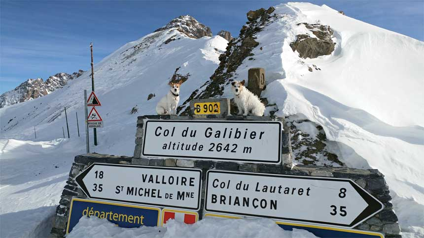 Galibier Ski Tour