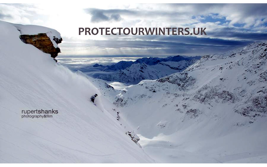 Protect Our Winters Launches In The UK